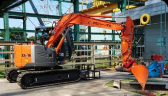車両系建設機械(整地・運搬・積込み用及び掘削用)運転技能講習